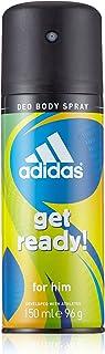 adidas Get Ready! Dezodorant do ciała – dezodorant łączy w sobie tropikalne owoce z aromatycznym drewnem i zapewnia orzeźw...