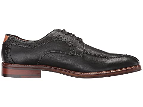 Black Warner Vestido Murphy Full amp; Soft informal amp; Johnston Moc Grain Oxford q8S7pX