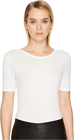Vince - Solid Ringer T-Shirt