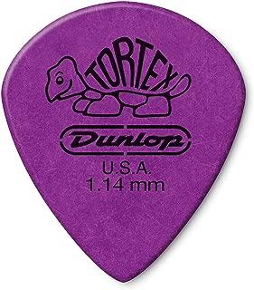 Dunlop 498P1.14 Tortex Jazz III XL, Purple, 1.14mm, 12/Player's Pack