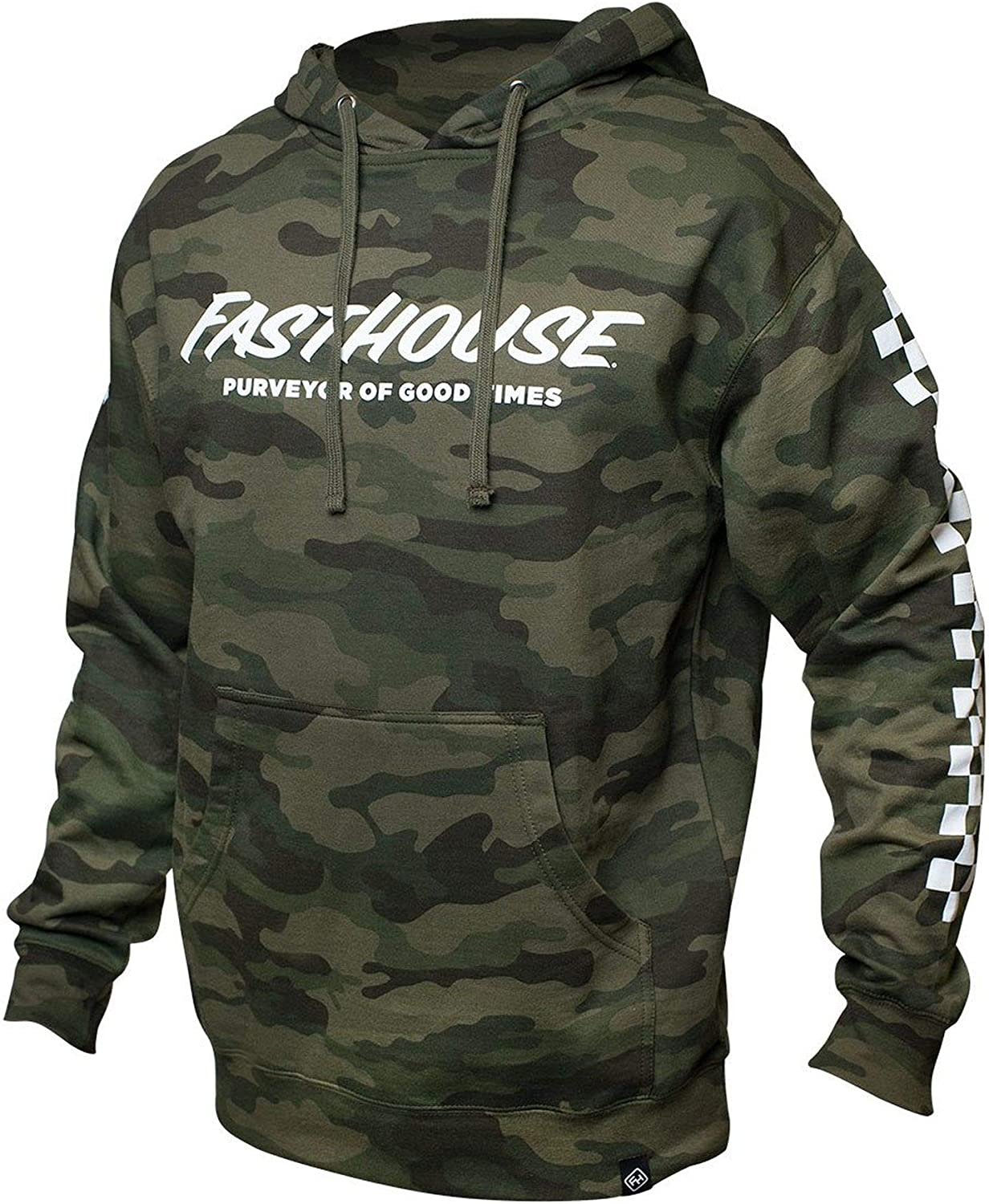 FASTHOUSE Logo Mens Pullover 新品■送料無料■ Hoody お得セット