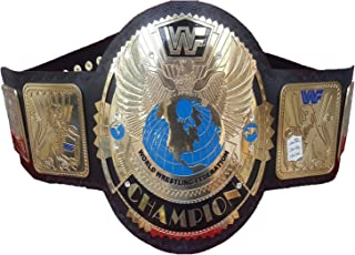 WWF Big Eagle Wrestling Championship Belt.Adult Size Replica