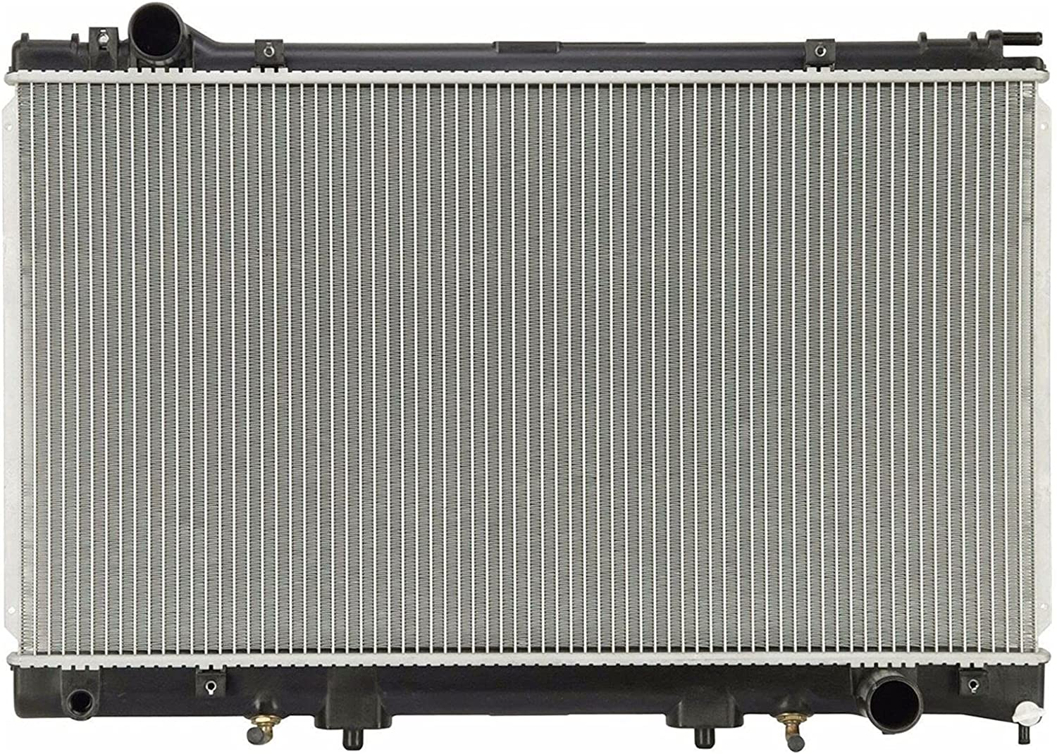 VioletLisa Free shipping on posting reviews New Replacements Spasm price Radiator Compatible Sedan with Base