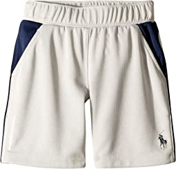 Color Blocked Performance Shorts (Toddler)