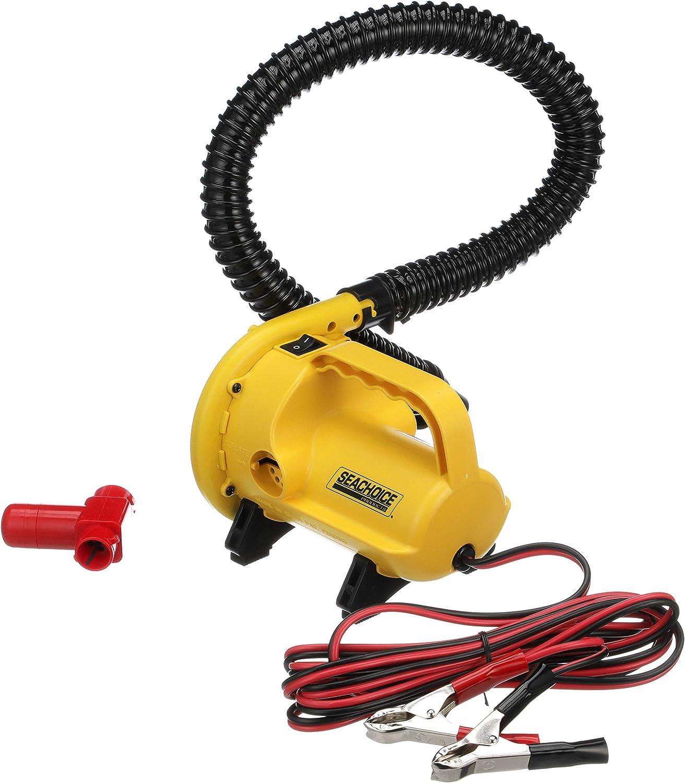 Seachoice 86987 12V High Popular popular Pressure High order Boating Portable Pump for Air