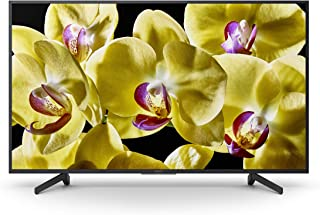 Sony 55 inch 4K UHD HDR Android TV -KD-55X8000G,Black (2019)