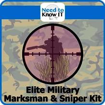 Elite Military Marksman & Sniper Kit