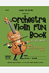 The Orchestra Violin FUN Book Kindle Edition