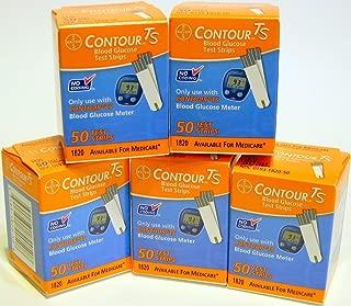 Contour TS Bundle Deal Savings 250 Ct Test Strips