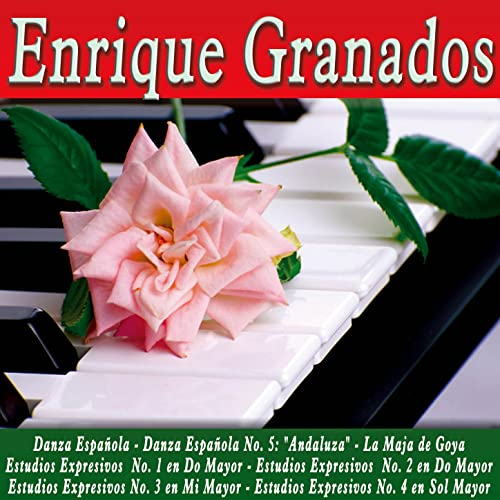 Enrique Granados de The Royal Alhambra Orchestra & Antonio ...