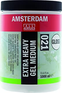 Amsterdam Gel Medium Extra Heavy - Gloss - 1000ml