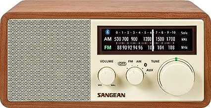 Best sangean radio bluetooth pairing Reviews