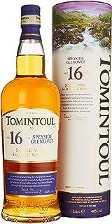 Tomintoul 16 Years Old Single Malt Scotch Whisky 1 x 1 l