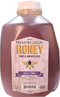3lb Treasure Valley Honey Raw Unprocessed Fresh