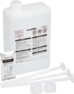 HOKUETSU 微酸性次亜塩素酸水生成器 Apia60専用原液 無色 HC-3