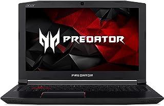 """(エイサー) Acer Predator Helios 300 Gaming Laptop, 15.6"""" Full HD, Intel Core i7-7700HQ CPU, 16GB DDR4 RAM, 256GB SSD, GeForce ..."""
