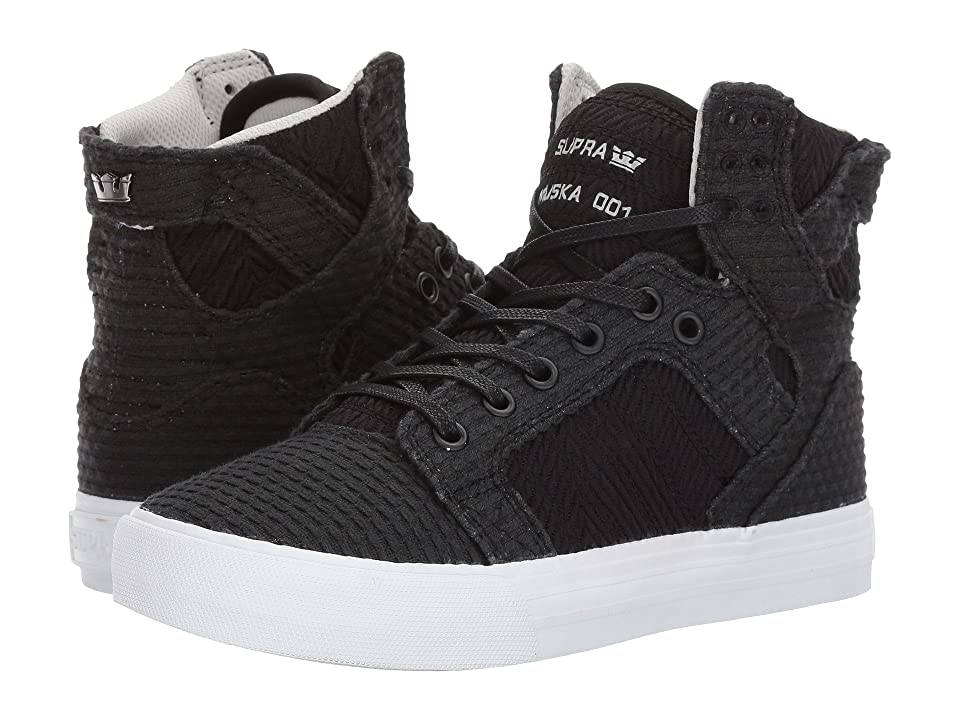 Supra Skytop (Black/White 3) Women