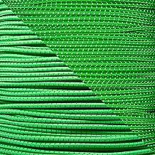 """Reflecterend schokkoord 1/8 """"Diameter Elastisch Bungee Cord in verschillende kleuren en lengtes gemaakt in de VS"""