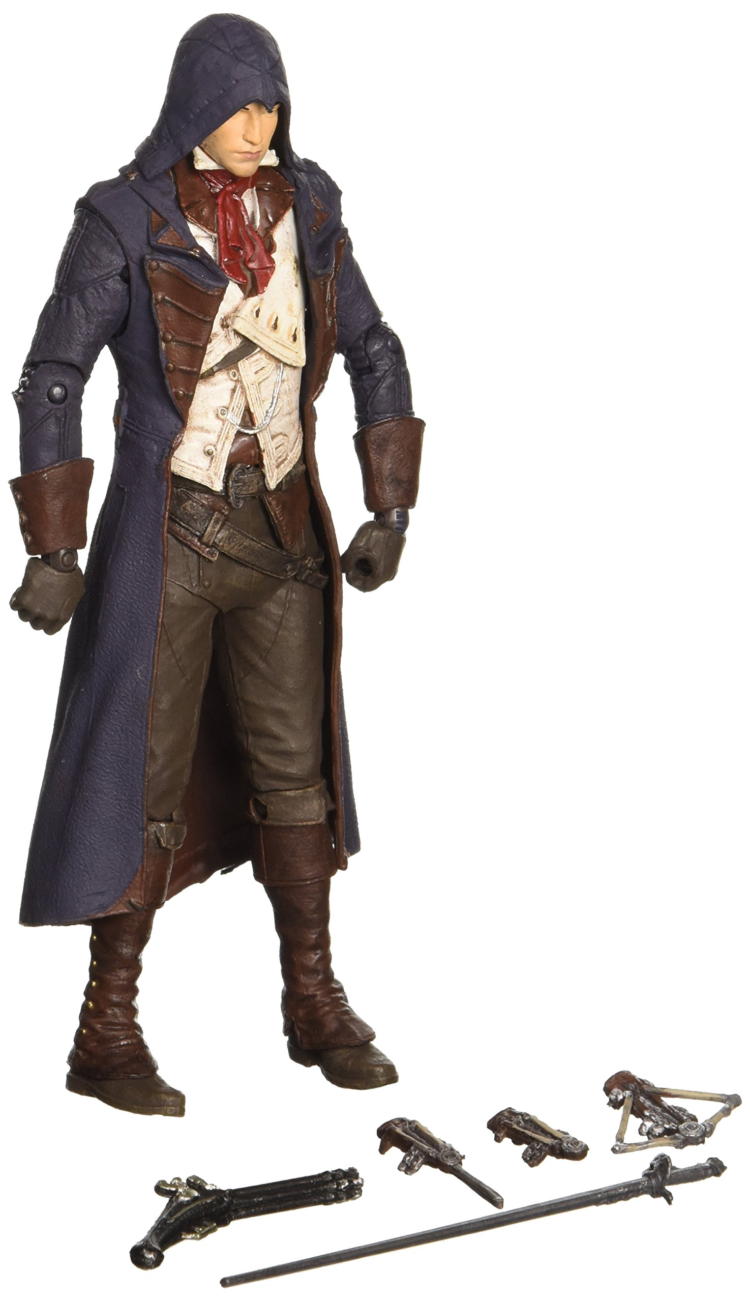 Assassins Creed Arno Dorian Figure Amazon Co Uk Toys Games