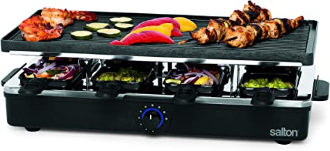 Best salton 8-person party grill and raclette Reviews