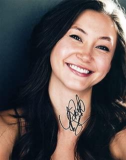 Kimiko Glenn Signed Autographed 8x10 Photo Orange is the New Black COA VD