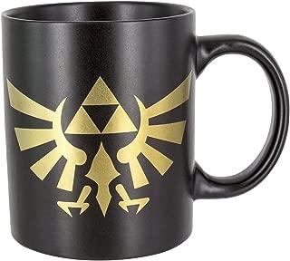 Paladone The Legend of Zelda Hyrule Ceramic Coffee Mug - Collectors Edition