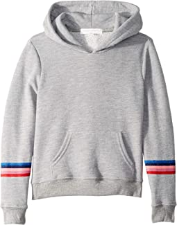 SGV Stripe Pullover Hoodie (Toddler/Little Kids/Big Kids)