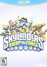 skylanders swap force wii u game only