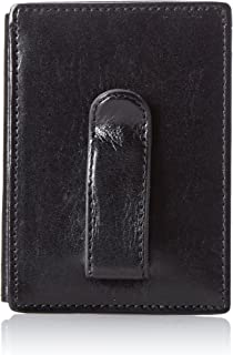 Bosca Men's Old Leather Collection - Front Pocket Wallet