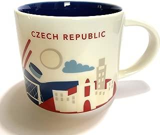 czech republic starbucks mug