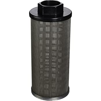 Flow Ezy Filters Aluminum Support Tube and End Cap P3 1//2 60 AL Suction Strainer with Nylon Connector End 1//2 Female NPT 3 GPM Inc 60 Mesh Size 1//2 Female NPT