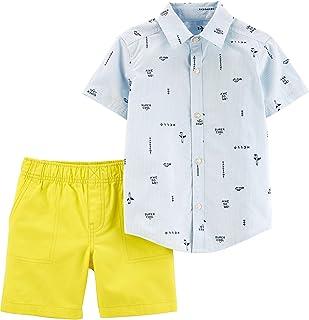 Carters Baby Boys 2 Pc Playwear Sets 229g426