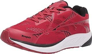 حذاء رياضي Propet One Lt للسيدات من Propét, (أحمر\أسود), 41 EU X-Wide