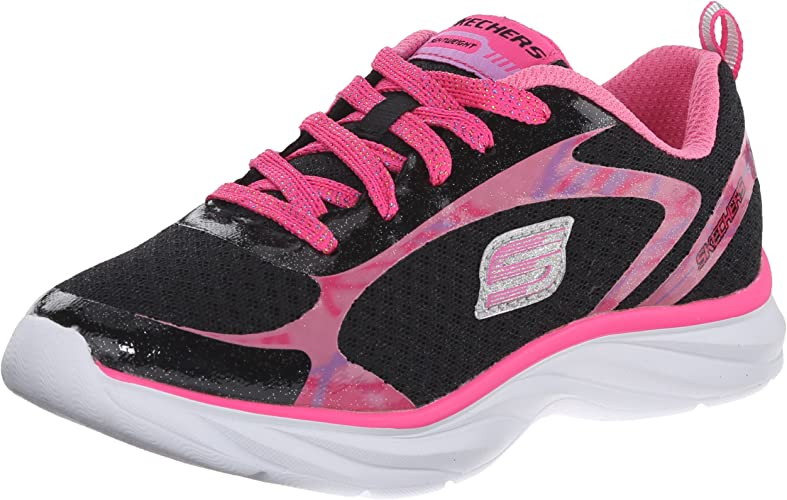 Skechers Pepsters, paniers Basses Fille