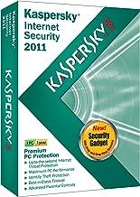 Kaspersky Internet Security 2011 1-User [Old Version]