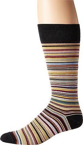 Multistripe Socks