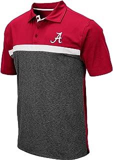 Colosseum Men's Alabama Crimson Tide Capital City Polo