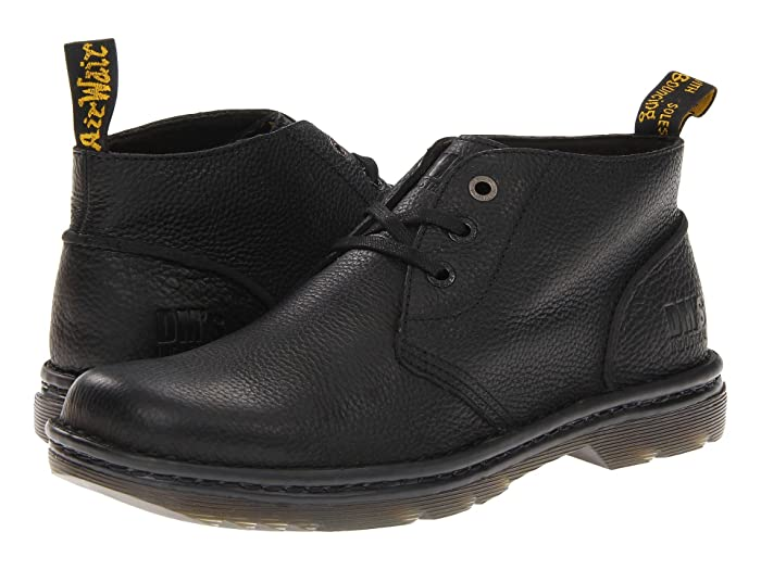 Dr. Martens Work  Sussex (Black Bear Track) Mens Work Lace-up Boots