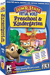 Jumpstart 3D Preschool & Kindergarten
