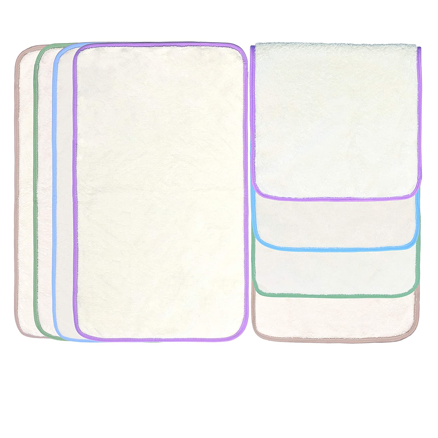 Kyapoo Burp Cloths 8 Pack Large Free shipping Sales of SALE items from new works New by 10.8
