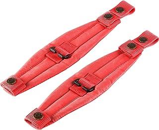 Kanken Mini Shoulder Pads for Backpacks, Peach Pink