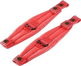 Fjallraven - Kanken Mini Shoulder Pads for Backpacks, Peach Pink