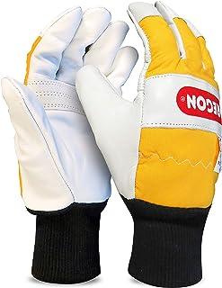 Oregon Gants de protection - Mixte Adulte - Jaune (blanc) - XL