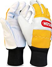Oregon 295399M Chainsaw Protective Gloves Medium