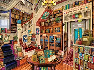 Best books jigsaw puzzle Reviews