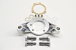 Chrome Carburetor Bracket 93-up EV TC88