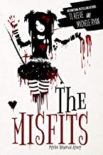 Misfits (Psychic Retrieval Agency Book 3)