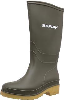 Dunlop Protective Footwear (DUNZJ) Dunlop Dull, Bottes & Bottines de Pluie Mixte Enfant