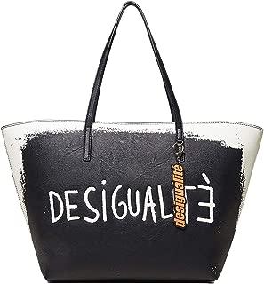 Luxury Fashion   Desigual Womens 19WAXP30BLACK Black Tote   Fall Winter 19