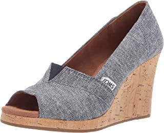 Toms Womens Classic Wedge